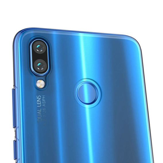 Etui ERBORD Slim Case do Huawei P20 Lite - Clear