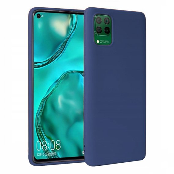 Etui ERBORD Slim Case do Huawei P40 Lite - Dark Blue