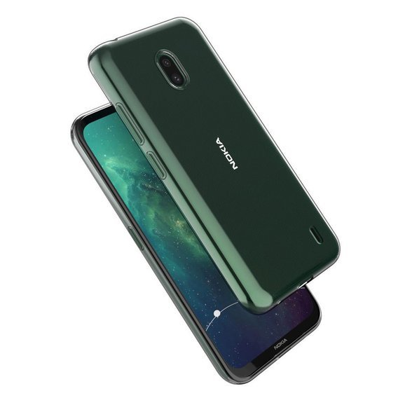 Etui ERBORD Slim Case do Nokia 2.2 - Clear