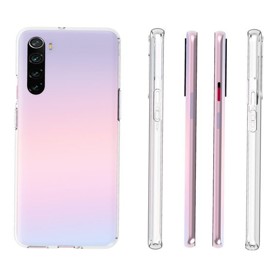 Etui ERBORD Slim Case do OnePlus Nord - Clear
