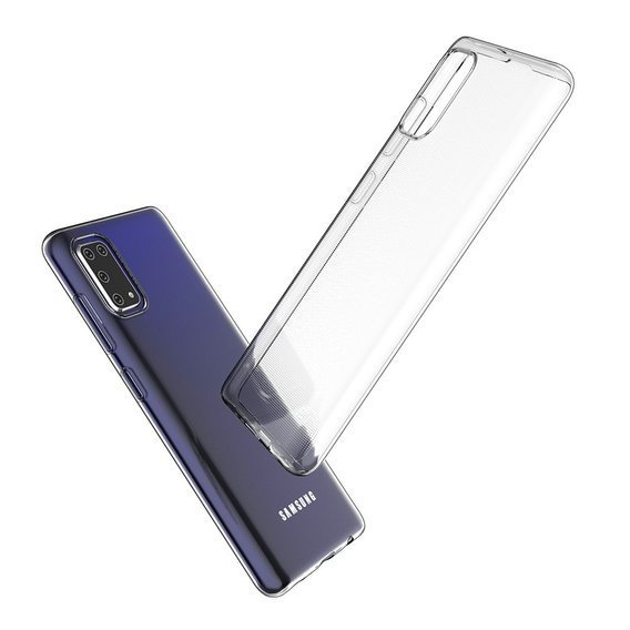 Etui ERBORD Slim Case do Samsung Galaxy A31 - Clear