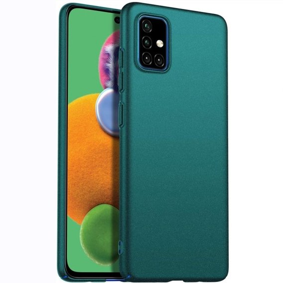 Etui ERBORD Slim Case do Samsung Galaxy A51 - Bottle Green