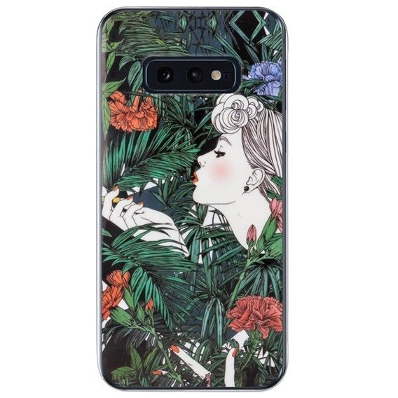 Etui ERBORD Slim Case do Samsung Galaxy S10E - Autumn