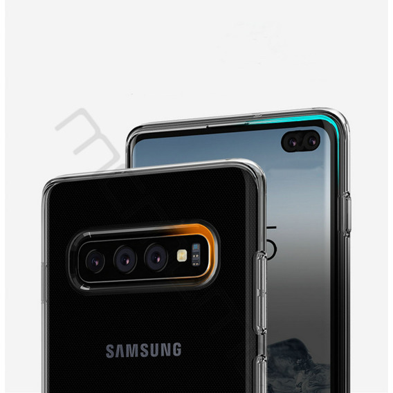 Etui ERBORD Slim Case do Samsung Galaxy S10E - Clear