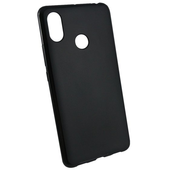 Etui ERBORD Slim Case do Xiaomi Mi Max 3 - Matt Black
