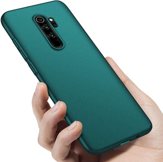 Etui ERBORD Slim Case do Xiaomi Redmi Note 8 Pro - Green