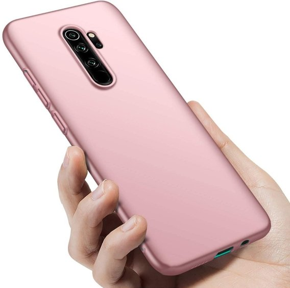 Etui ERBORD Slim Case do Xiaomi Redmi Note 8 Pro - Pink