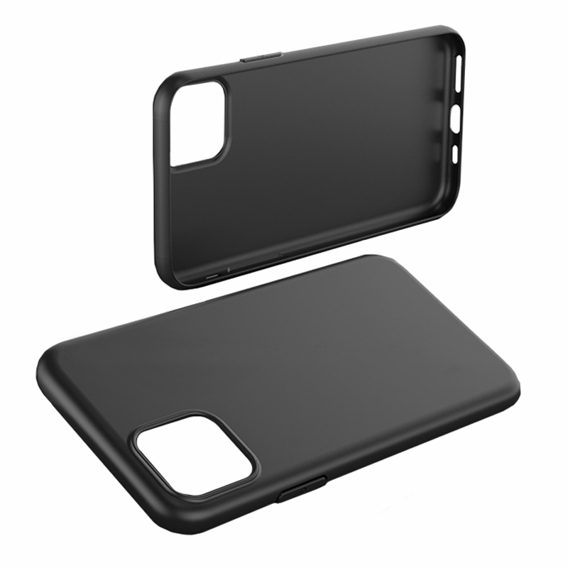 Etui ERBORD Slim Case do iPhone 11 Pro Max - Black