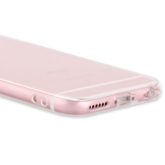 Etui ERBORD Slim Case do iPhone 5/5S/SE - Clear
