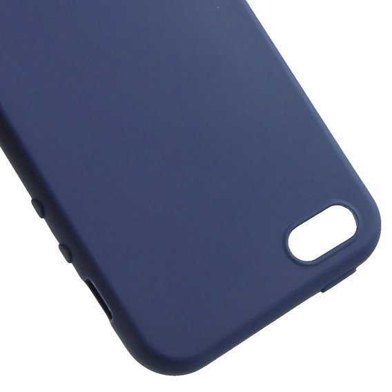 Etui ERBORD Slim Case do iPhone 5/5S/SE - Dark Blue