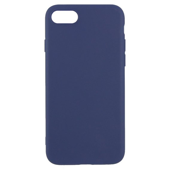Etui ERBORD Slim Case do iPhone 8/7/SE 2020 - Dark Blue