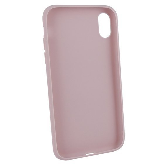 Etui ERBORD Slim Case do iPhone X/XS - Pink