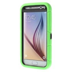 Etui ERBORD TOUGH do Samsung Galaxy S6 - Green