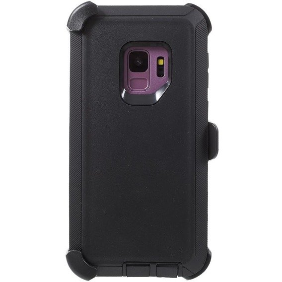 Etui ERBORD TOUGH do Samsung Galaxy S9 - Black