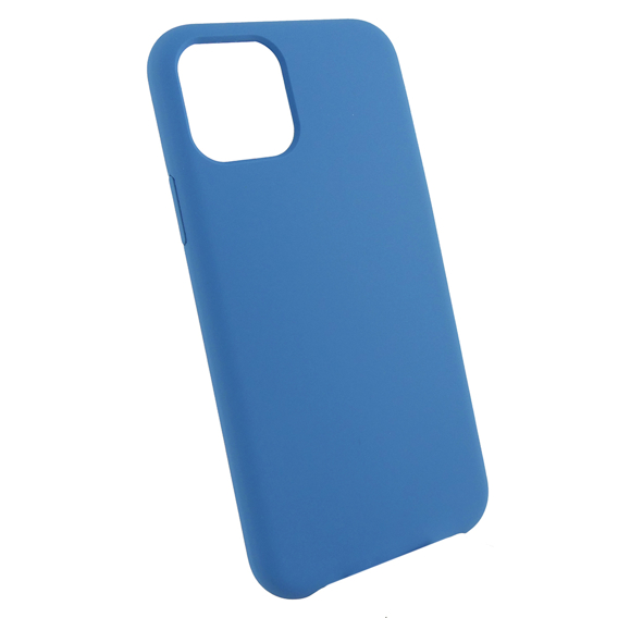 Etui ERBORD do iPhone 11 - Silicone Case - Blue