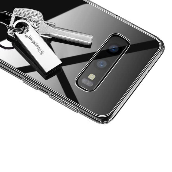 Etui ESR Mimic Samsung Galaxy S10E - Clear