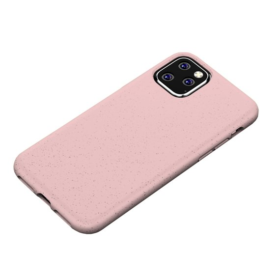 Etui Eco-Friendly do iPhone 11 Pro Max - Pink