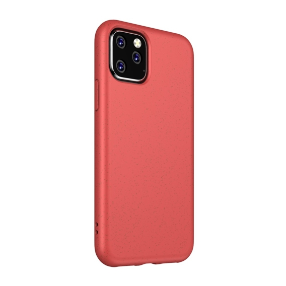 Etui Eco-Friendly do iPhone 11 Pro Max - Red