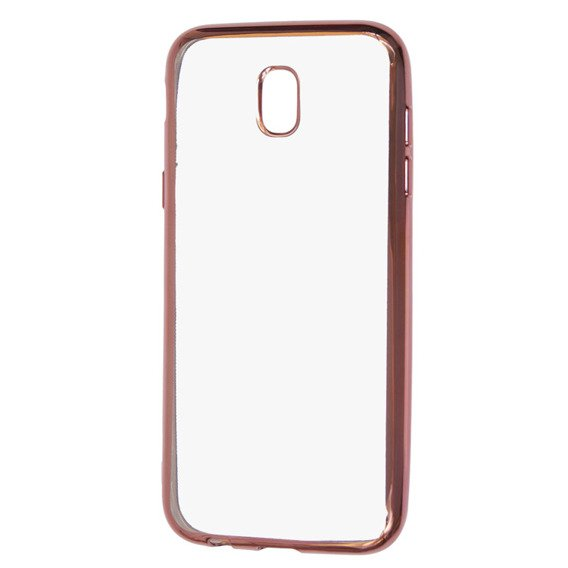 Etui Electro Jelly Case Samsung Galaxy J3 2017 - Rose Gold