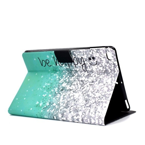Etui Flexi Book APPLE iPad 9.7 2017 / 2018 / iPad Air / Air 2 - Be Happy