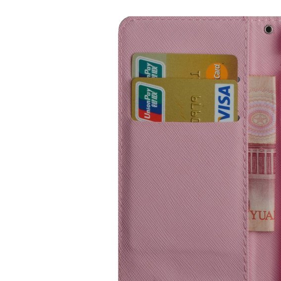 Etui Flexi Book Huawei Y6 2018 - Colorful Flower