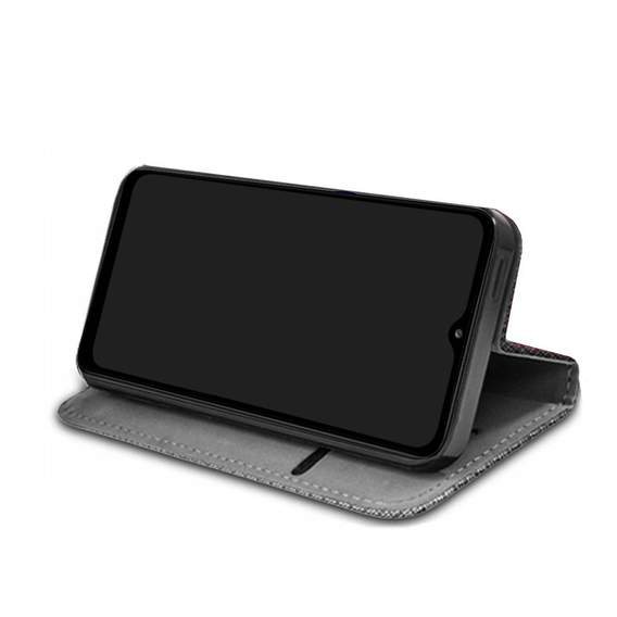 Etui Flexi Book Magnetic do Samsung Galaxy A20E - Dark Blue