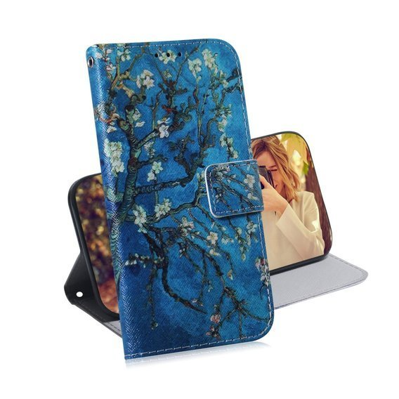 Etui Flexi Book do  Samsung Galaxy Note 10 Lite - Flower Tree
