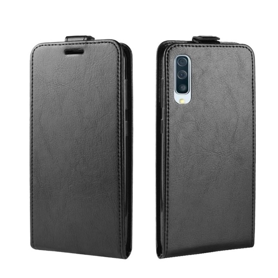 Etui Flexi Flip Slim do Samsung Galaxy A50 / A30s - Black