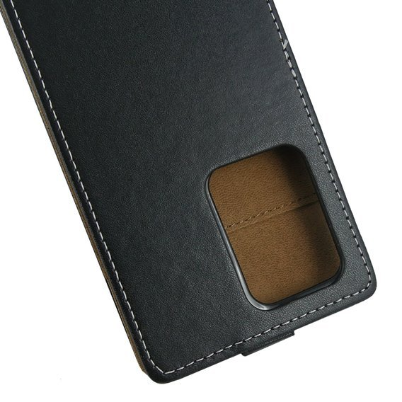 Etui Flexi Flip do Samsung Galaxy S20 Ultra - Black