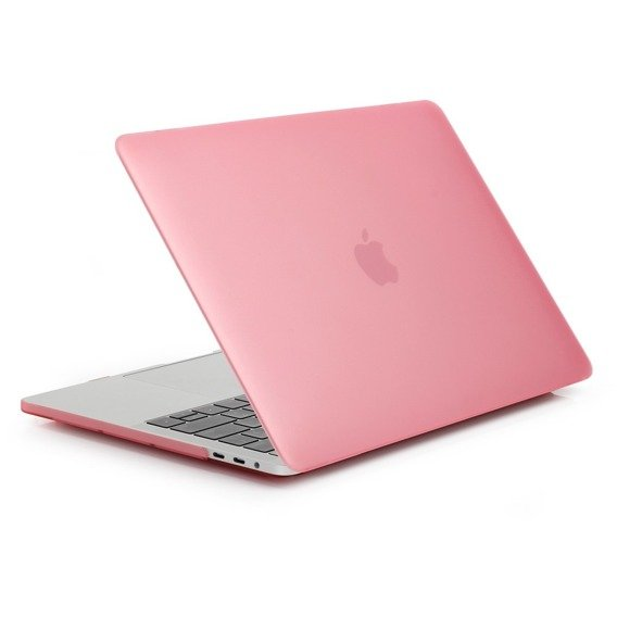 Etui Hard Case Macbook Air 13 2018 (A1932) - Rose