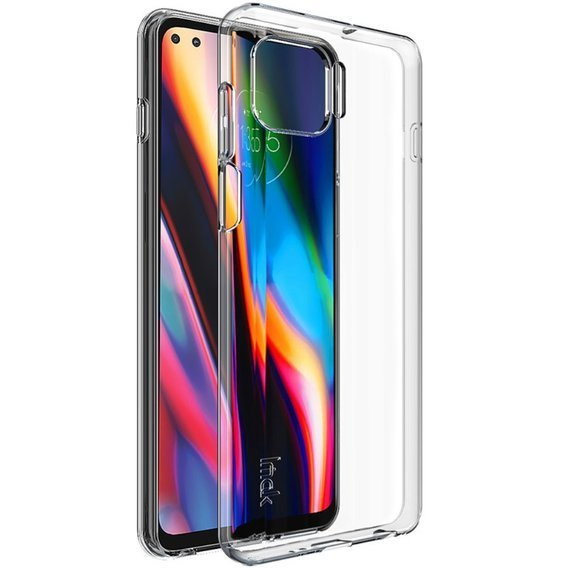 Etui IMAK do Motorola Moto G Plus, UX-5 Series ,Transparent