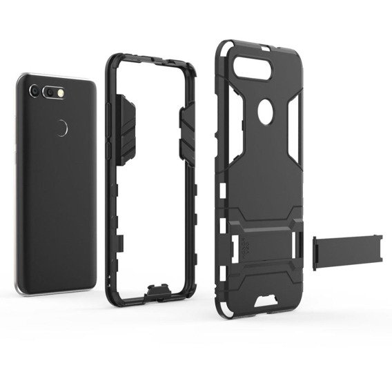 Etui KickStand do Huawei Honor View 20 - Black