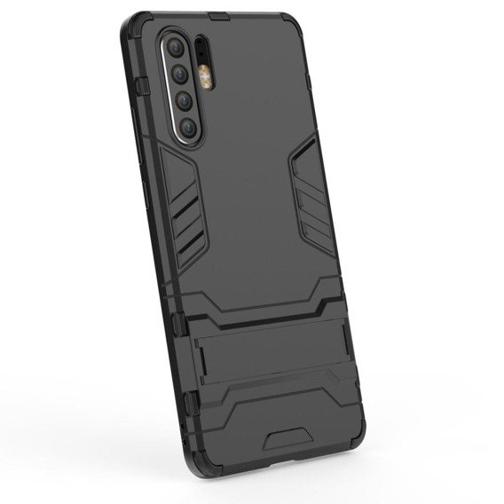 Etui KickStand do Huawei P30 Pro - Black