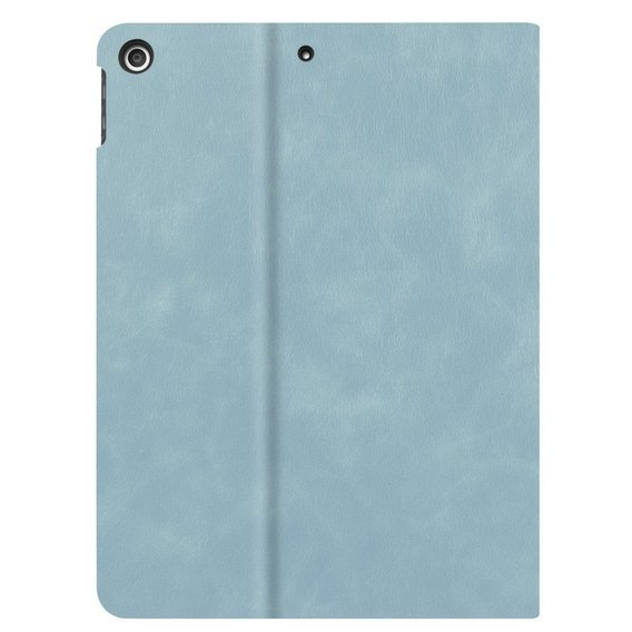 Etui Leather Stand Case do iPad 10.2 2019 - Baby Blue