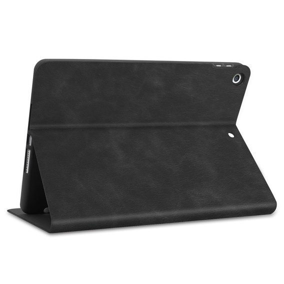 Etui Leather Stand Case do iPad 10.2 2019 - Black