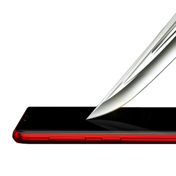Etui Magnetic Dual Glass do Samsung Galaxy S20 Ultra - Red