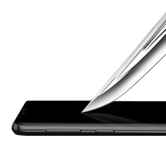 Etui Magnetic dual glass do iPhone 11 Pro Max - Black