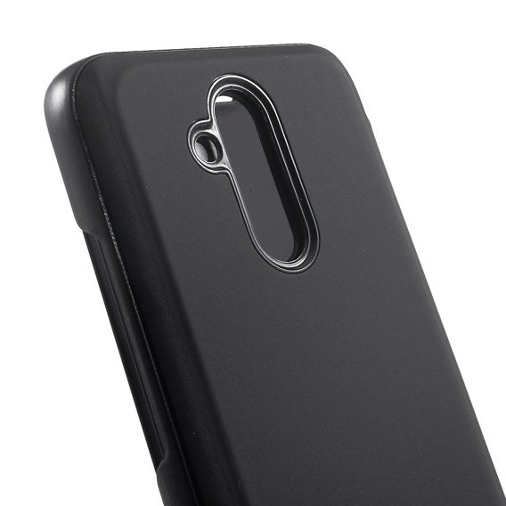 Etui Mirror View Case do Huawei Mate 20 Lite - Black