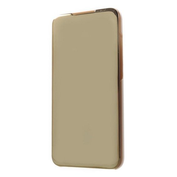 Etui Mirror View Case do Huawei P Smart 2019 / Honor 10 Lite - Gold