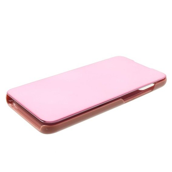 Etui Mirror View Case do Huawei P Smart 2019 / Honor 10 Lite - Rose Gold