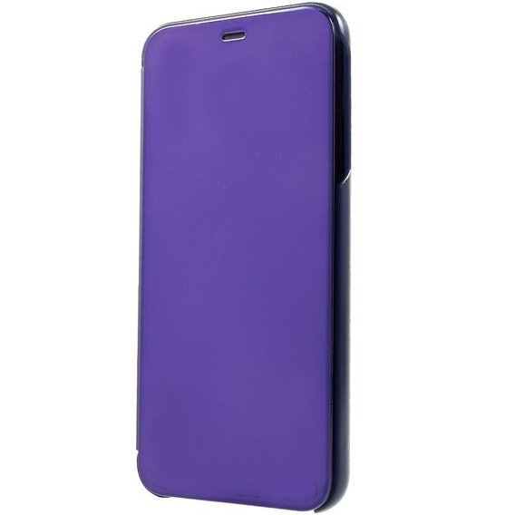 Etui Mirror View Case do Samsung Galaxy J4+ Plus - Purple