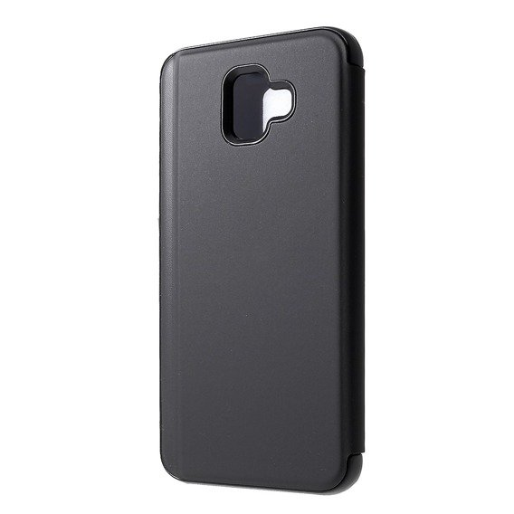 Etui Mirror View Case do Samsung Galaxy J6+ Plus - Black