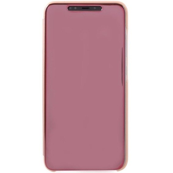 Etui Mirror View Case do Xiaomi Mi 8 Pro - Rose Gold