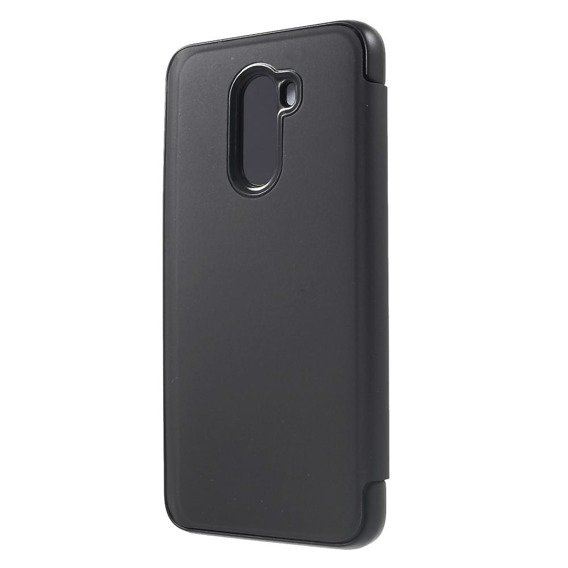Etui Mirror View Case do Xiaomi Pocophone F1 - Black