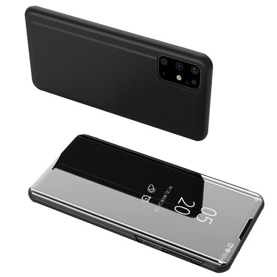 Etui Mirror View do Samsung Galaxy S20 Plus - Black