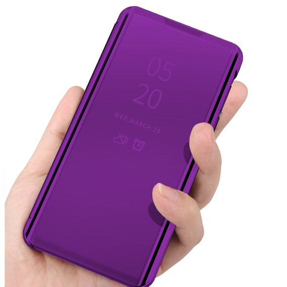 Etui Mirror View do Samsung Galaxy S20 - Purple