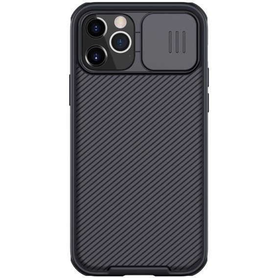 Etui Nillkin do Apple iPhone 12 Max/Pro - CamShield Case - Black