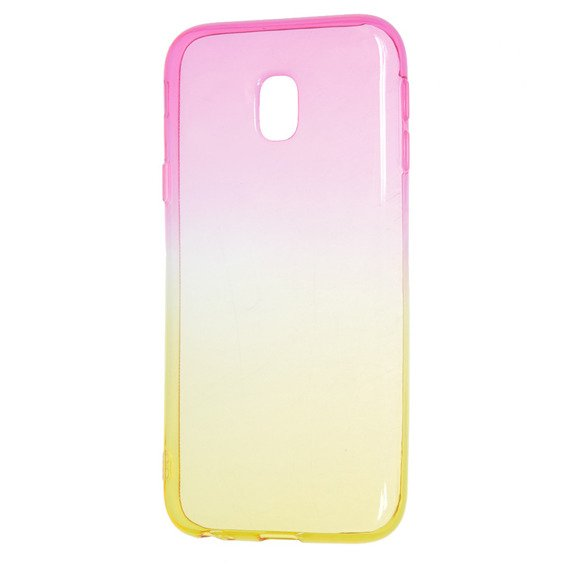 Etui Ombre Case Samsung Galaxy J3 2017 - Pink / Gold