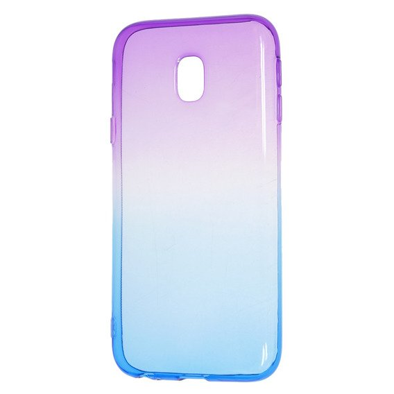 Etui Ombre Case Samsung Galaxy J3 2017 - Purple / Blue