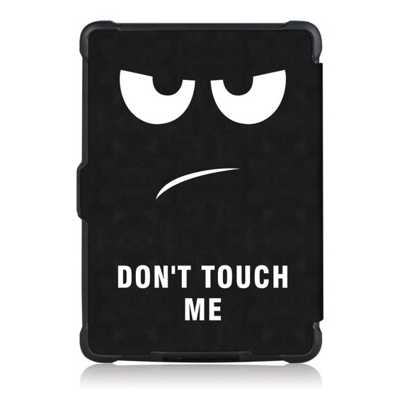 Etui Protection Case Amazon Kindle Paperwhite 1 2 3 - Do Not Touch Me